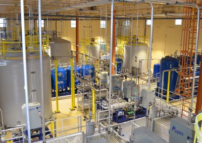 (Private Client) Contaminated Water Treatment Facility